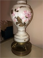 Vintage Asian Style Lamp