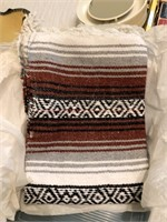 Lot of Southwestern  Blankets