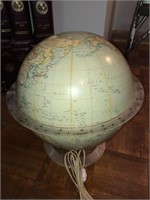 Time-Life Lighted Globe