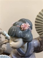 "Lladro no. 4991  ""Butterfly "" Figurine"