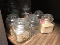 Lot Of Jars And More