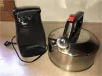 Lot Of Kitchen Appliences