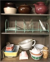 Pyrex, Glassware, and More