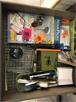 Contents Of Top Three Kitchen Drawers