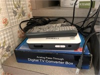 TV VHS Player And More