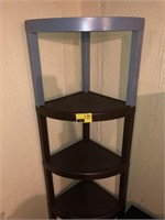 Lot Of Two Shelving Units