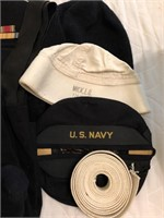Vintage US Navy Uniform and More