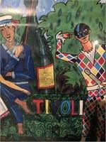 1990 Tivoli Framed Print