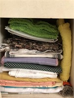 Large Lot Of Table Runners, placemats, and more