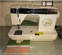 Vintage Singer 290c Sewing Machine With Foot