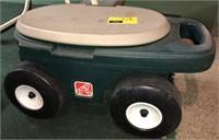 Garden Wheel Cart