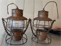 Lantern converted to Electric