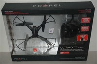 PROPEL ULTRA-X HD DRONE WITH LIVE VIDEO