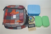 ROOTS LUNCHBOX WITH DISHES