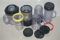 MAGIC BULLET WITH CUPS - USED