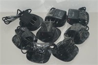 LOT OF 8 TZUMI FAST WIRELESS CHARGERS