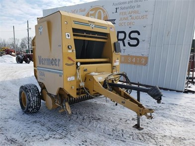 VERMEER 504 SERIES L ROUND BALER Other Items For Sale - 1