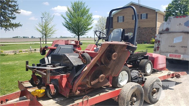 TORO GROUNDSMASTER 455D Rough - Rotary Mowers For Sale - 2 Listings