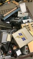 Assorted Electrical Meters and Equipment-