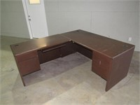 Desk and Chair-