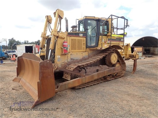 2006 Caterpillar D7R II - Heavy Machinery for Sale