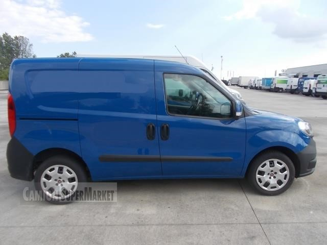 Fiat DOBLO Second-hand
