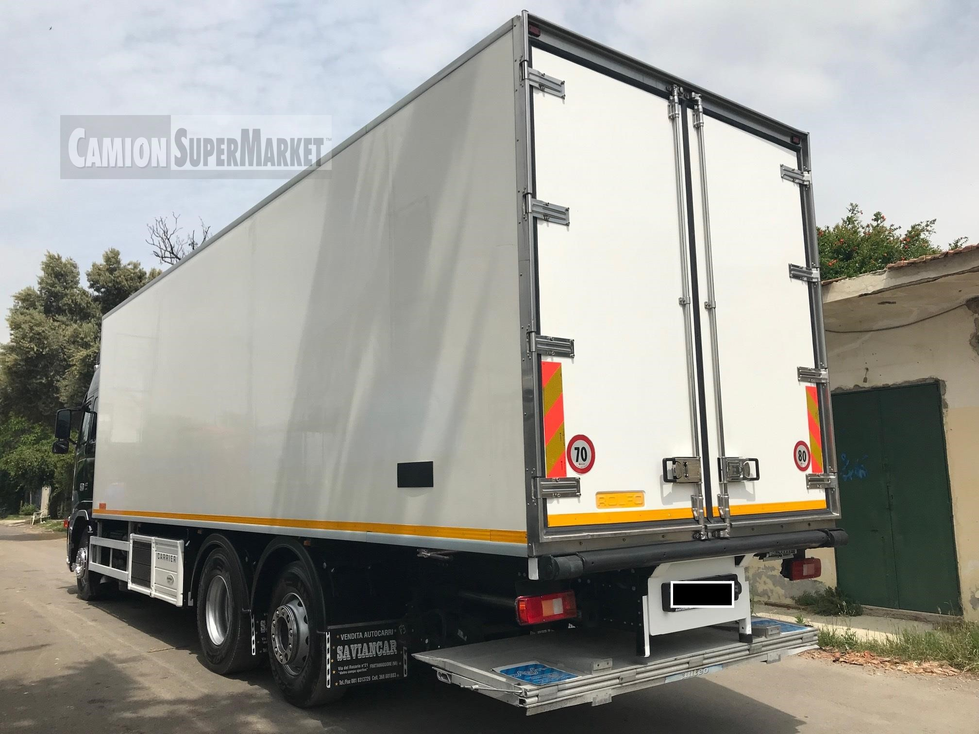 Volvo FH400 used 2008