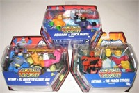 ONLINE ONLY - Action Figures & Toys NIP 4/20
