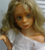 Artist Doll and Steiff Collection 4/22
