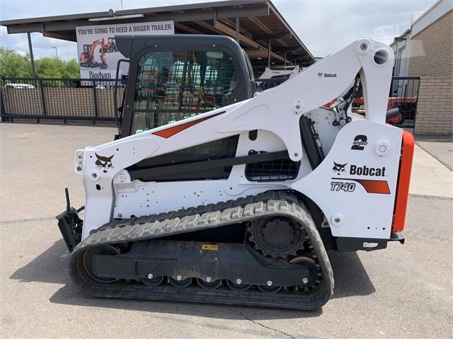 2019 BOBCAT T740 For Sale In Mesa, Arizona