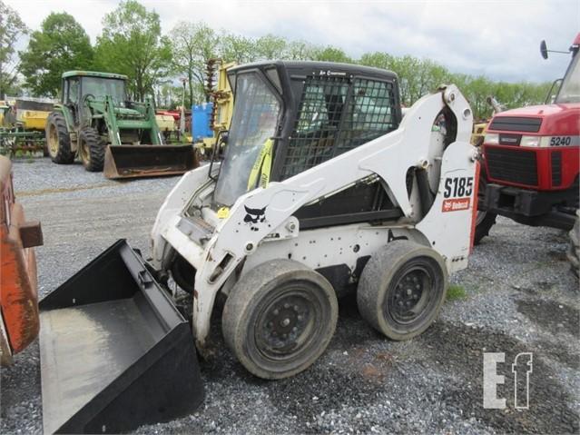 Lot # 1278 - 2010 BOBCAT S185 For Sale In Shippensburg, Pennsylvania