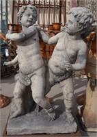 HALLS: Easter Auction / Garden Antiquities