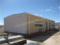 Portable Building Online Auction