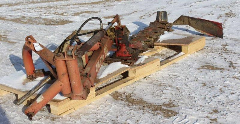 VICON CM216 3PT DISC MOWER FOR PARTS OR REPAIR | Smith Sales LLC