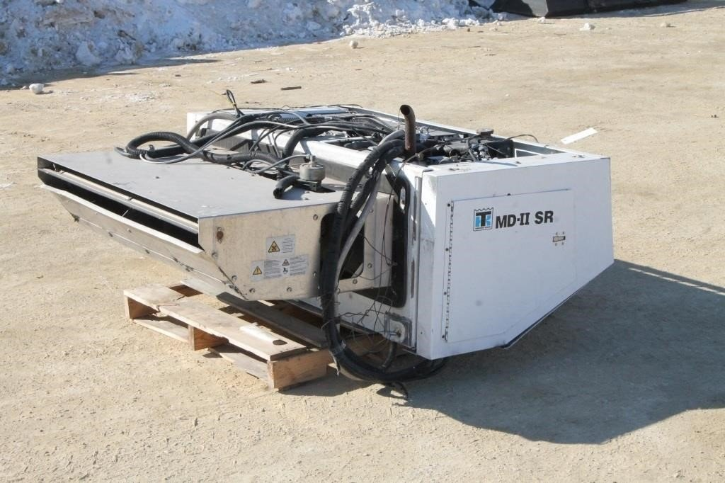 THERMO KING MD-II SR REEFER COOLING UNIT | SPENCER SALES