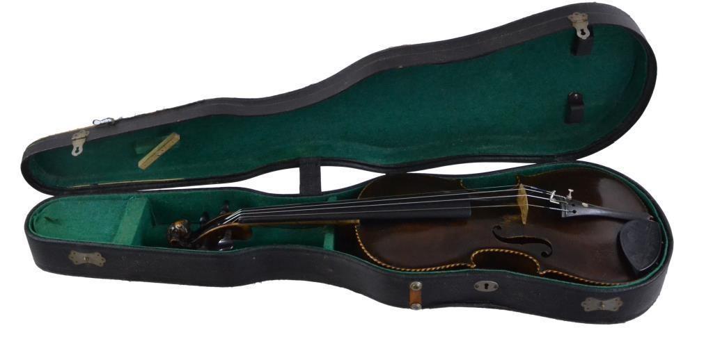Antique Italian Joannes Maria Valenzano Violin | J Levine