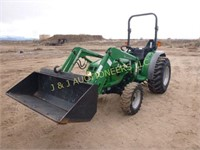 Annual Z-4 Tractor Equipment Auction