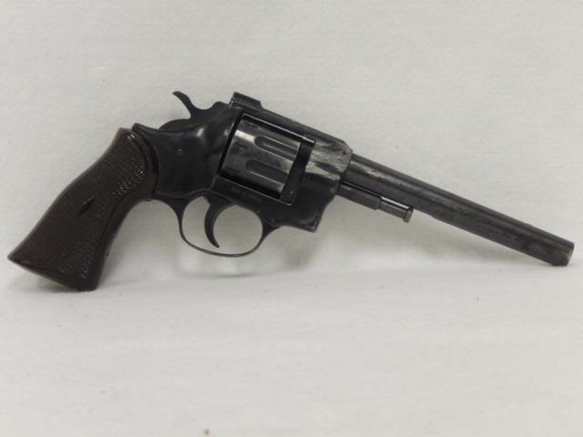 Arminius HW7  22 Revolver | HiBid Auctions