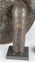 19th CENTURY 3 PIECE INDO-PERSIAN ARMOR SET