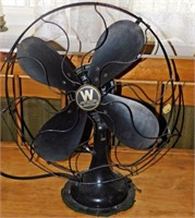 1940s Westinghouse Oscillating Fan