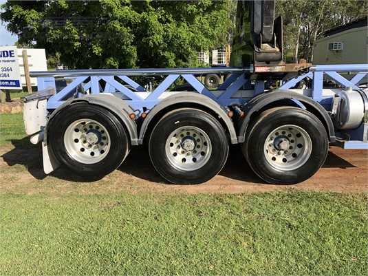 2011 Swinglift other - Truckworld.com.au - Trailers for Sale
