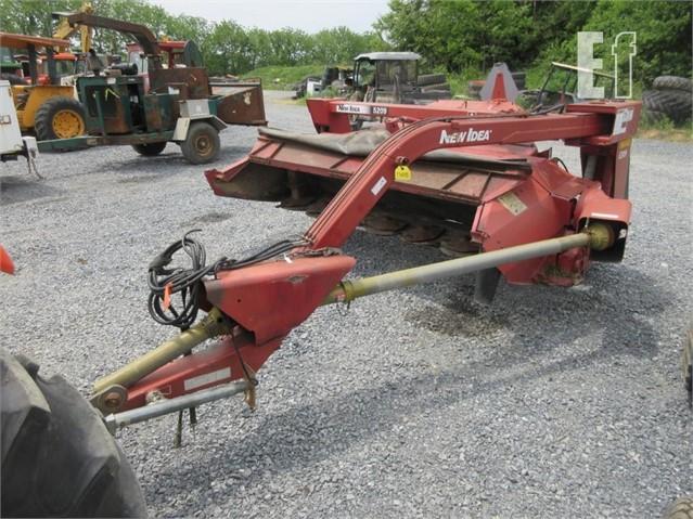 Lot # 1416 - NEW IDEA 5209 DISCBINE For Sale In Shippensburg, Pennsylvania