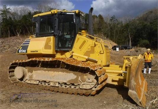 2015 Komatsu D61PX-23 Heavy Machinery for Sale
