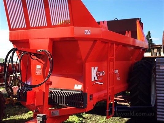 0 K-two other Farm Machinery for Sale