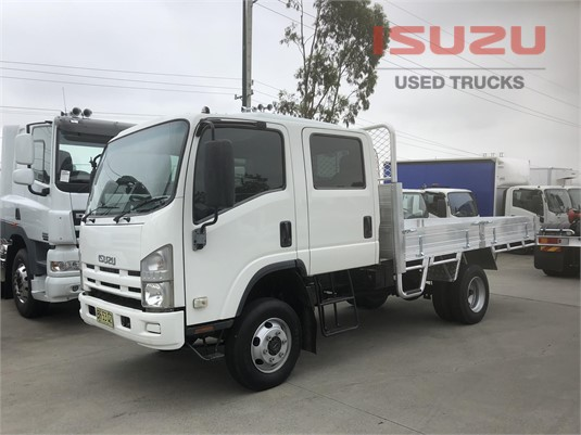 2010 Isuzu NPS 300 4x4 Used Isuzu Trucks - Trucks for Sale