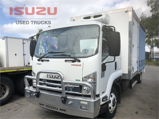 2013 Isuzu FSR Used Isuzu Trucks - Trucks for Sale
