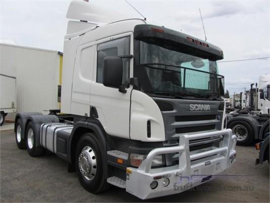 2005 Scania P420 Trucks for Sale