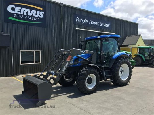 2006 New Holland TS100 Farm Machinery for Sale