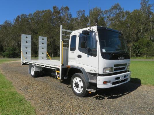 2007 Isuzu FSR700 - Trucks for Sale