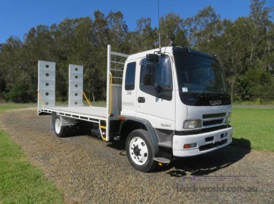2007 Isuzu FSR700 Trucks for Sale